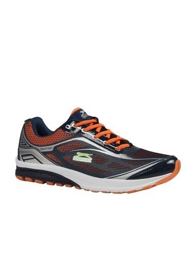 Slazenger Koşu Ayakkabısı-KURON Lacivert